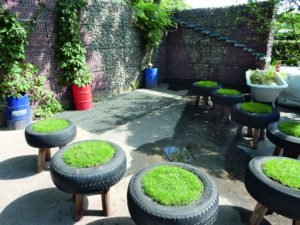Upcycling my garden!