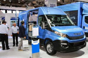 Kompakter Stadttransporter Iveco Daily: Das Fahrzeugkonzept wurde komplett überarbeitet. Fotos: Marc Vorwerk