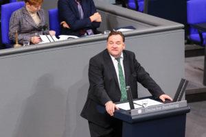 Thomas Mahlberg (CDU/CSU) bedauerte die Schließung des Leibniz-Instituts in Erfurt.