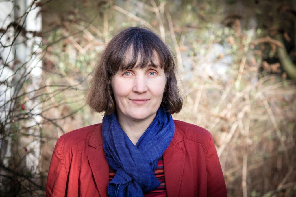 Preisträgerin Professorin Dr. Kathrin Kiehl, Wissenschaftlerin an der Hochschule Osnabrück.