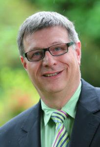 Jürgen Eppel, Leiter der Abteilung Landespflege an der LWG. Foto: K. J. Hildenbrand/LWG