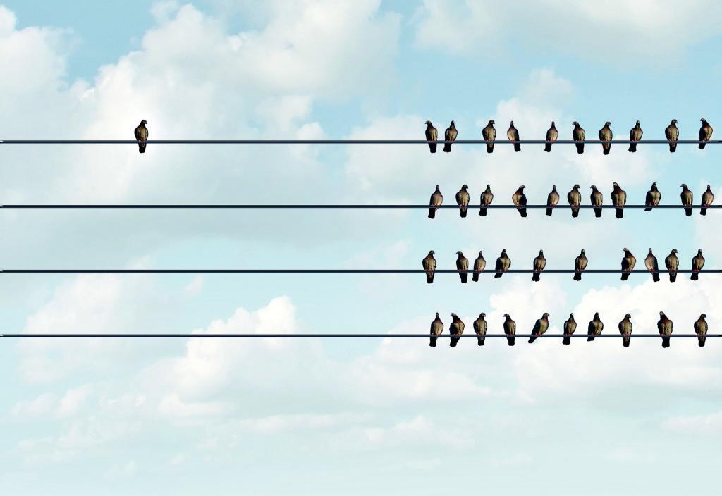 Wieso soll der Kunde genau Sie als Unternehmen auswählen? Um aus der Konkurrenz herauszustechen, braucht es ein Alleinstellungsmerkmal, das Sie unverwechselbar macht. Foto: Shutterstock/ Lightspring
