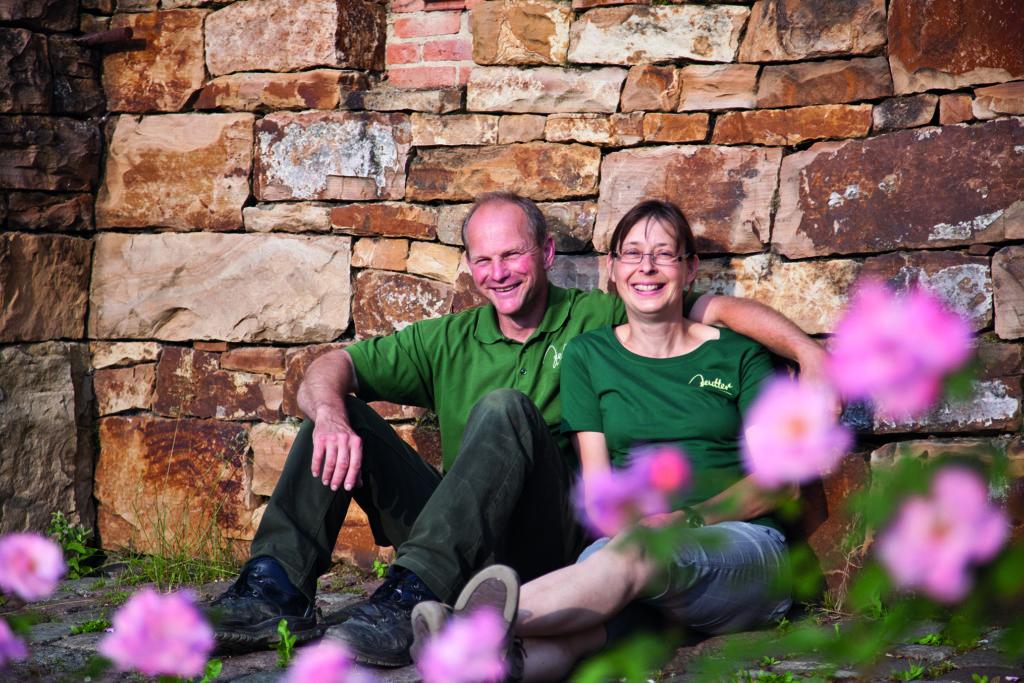 Johannes und Nicole Jeutter geben auch schwächeren Bewerbern eine Chance.
